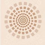 [문고리닷컴] 포인트시트 써클 아이보리(HWP-21434) 스티커/시트지/필름지/보호/데코