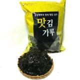 [부산자갈치시장 자갈치맘] 참맛김가루1kg. 참기름을 듬뿍 넣어 볶은 맛있는 김가루.