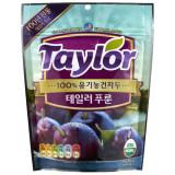 [최신생산] 무첨가 유기농 테일러 푸룬 건자두 210g / 말린자두, 말린과일, 건과일 / 어린이부터 임산부까지 모두 맛있게 섭취 가능합니다