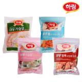 하림 IFF 닭가슴살 340g×15팩 5kg이상(5.1kg) 무료배송 / 훈제