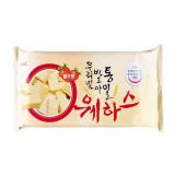 우리밀 발아통밀 웨하스 딸기맛 /아름다운커피