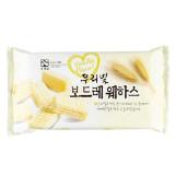 우리밀 보드레 웨하스 바닐라맛 /아름다운커피