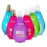 한.입 반만 쓰는 섬유유연제(블루,핑크)/액체세제(유칼립투스,레몬&라벤더(일반용/드럼용 2.4L)/세탁세제(한.입)
