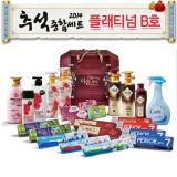 LG생활건강 선물세트 14년 추석 종합세트 플래티넘B호/선물세트 (LG선물세트)