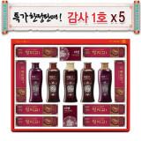 LG생활건강 선물세트 감사 1호 X 5세트/선물세트 (LG선물세트)