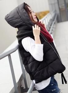 [코코베른&무료배송]JKF651-코코 패딩조끼/여성조끼/여자패딩/패딩점퍼/니트조끼/데일리룩