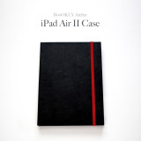 아이패드 에어2 가죽 우드 명품케이스 / BLACK Bubinga for iPad Air 2