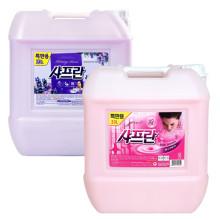 ★짐승용량★ 샤프란 20L/섬유유연제/릴렉싱, 핑크 2종(택일)(무료배송)