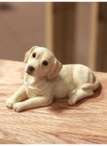 [래브라도 리트리버(Black/Brown) 유골보관함] - 애완동물 장례 / 반려동물 장례 / 애견장례 / 애완견장례 / 고양이장례 / 강아지장례 / 강아지유골함 / 스톤보관함