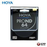 호야 PRO ND64 82mm ND/필터/프로/장노출/정품/HOYA/K