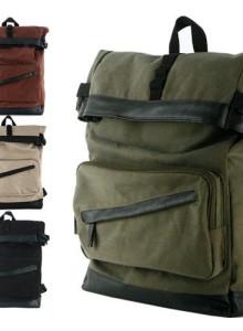 폴더면배낭 백팩 가방 빈티지스타일 여행가방 캐주얼백팩 캐쥬얼백팩 패션백팩