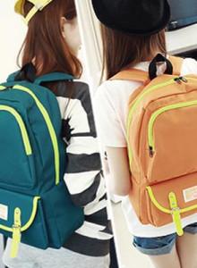 이슈 [125] 형광펜백팩 가방 여성가방 백팩 여성백팩 패션가방 패션백팩