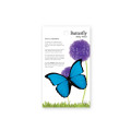 Butterfly Sticky Notes 몰포나비 (Small)