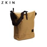 지킨 Obia Canvas - Coffee Brown 카메라가방/ZKIN/K