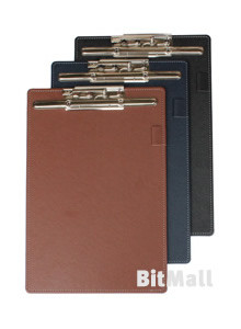 소프트보드 201 세로 - Soft Board 201 A4/V, 와이드레버장식, 클립보드, ClipBoard - 메카라인