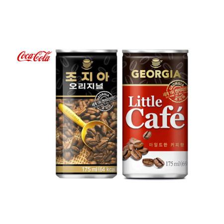 코카콜라 캔커피 조지아 오리지널 175ml x 30캔 리틀카페