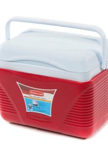 [러버메이드] 아이스박스 8리터 레드