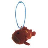 해중산보 마스코트 스트랩 :: 스톤피쉬 (Pitted Stonefish)