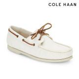 콜한 보트슈즈 Cole Haan Dominick Canvas Boat Shoes(Men)
