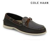 콜한 보트슈즈 Cole Haan Dominick Leather Boat Shoes(Men)