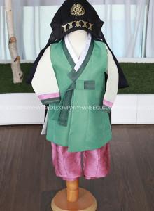 [H.5441]남아백일한복,남아돌한복추천,애기한복,무사한복,다포한복,유아한복