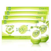 그린핏 다이어트 4박스 그린커피빈다이어트 / 그린커피빈, 생두추출물 HCA 복부지방감소 인체시험확인