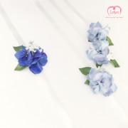 러프리 헤게모네 /꽃팔찌 헤어핀