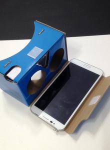 구글카드보드2.0 가상현실 헤드셋