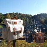 이비니아 3way 백팩 3종, 숄더백 겸용, 연예인 기저귀가방