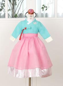[1540.S] 여아한복,주니어한복,아동한복,유치원선생님한복,어린이한복