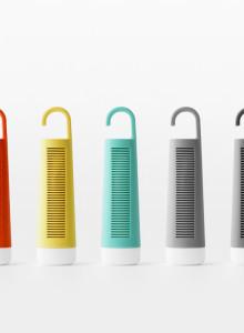 옷장용 자연제습기 : Water bottle