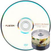 퓨전 DVD-R 16배속 4.7GB (벌크50장)