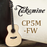 Takamine CP5M-FW