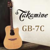 한정판매 TAKAMINE GB7C - Garth Brooks 의 시그네춰 모델