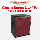 [전시] Ashdown Classic Series CL-410 4 x10 bass cabinet