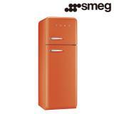 SMEG냉장고 스메그냉장고 소형냉장고 FAB30 오렌지 (빠른배송)