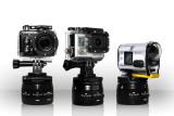 액션캠, 디지털카메라, 고프로, 아이쏘우 전용 타임랩스 '블랙볼트 O-Bolt 전동 패닝헤드'