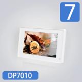 7인치 디지털POP DP7010 광고용모니터,전자액자,마트광고,기업홍보,전시홍보,광고용에 최적화,보안기능탑재