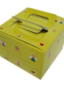 미니케익(小) 금지 바닥 (케익상자/케익박스/케익포장/cake box)