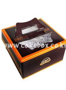 케익박스 신초코시리즈 1호 (케익상자/케익박스/케익포장/cake box)