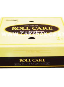 롤케익2호 기성 박스 (롤케익박스/롤케익상자/롤케익포장/cake box)