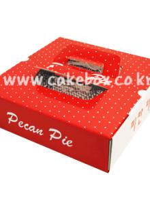 피칸파이 레드 박스 (케익상자/케익박스/케익포장/cake box)
