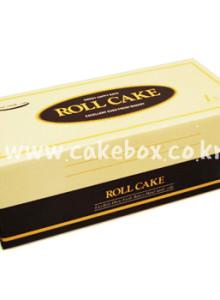 롤케익1호 기성 박스 (롤케익박스/롤케익상자/롤케익포장/cake box)