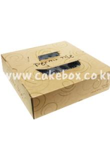 피칸파이 크라프트 박스 (케익상자/케익박스/케익포장/cake box)