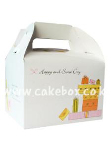 생크림 신형 (조각케익상자/조각케익박스/조각케익박스/cake box)