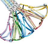 러쉬독 은사 가슴줄(X) 셋트 15mm [색상랜덤]