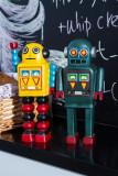 띠리띠리 클래식 로보트 인테리어 소품 / 철제인듯 철제아닌 로봇