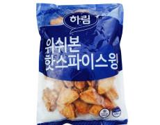 하림 위쉬본 핫스파이스 윙 1000g/봉/후라이드/버팔로