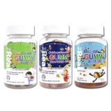 더리얼 우리 아이가 좋아하는 멀티/칼슘/오메가 60 꾸미 선택!