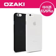 [오자키] 0.4 Jelly 아이폰6S플러스/아이폰6플러스 0.4mm 초슬림 젤리케이스